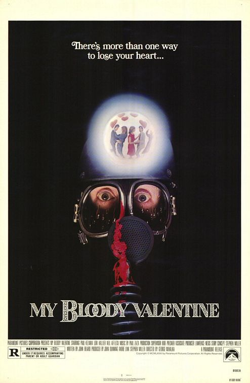 My Bloody Valentine Movie