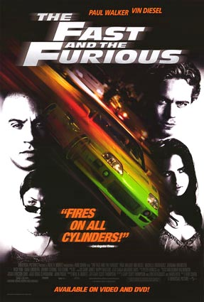 Szybcy i wściekli / Fast and the Furious(2001) DVDRip Lektor PL RMVB