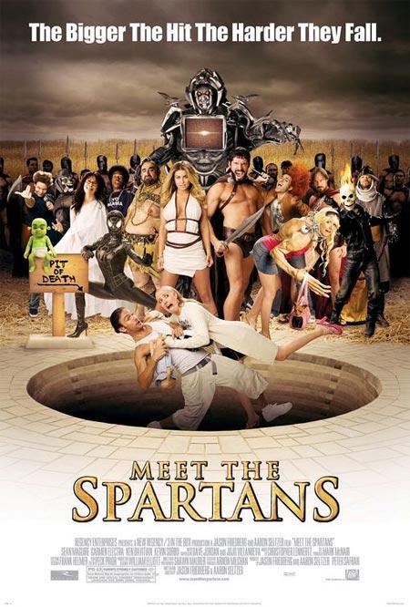 حصريا:فيلم الكوميديا Meet Spartans 2008