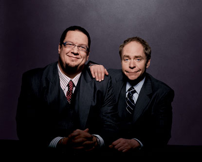 Penn & Teller call bullshit on this one.   (See what I did there?  See?!)