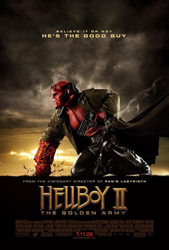Assistir Filme Online – HellBoy 2 – O Exército Dourado